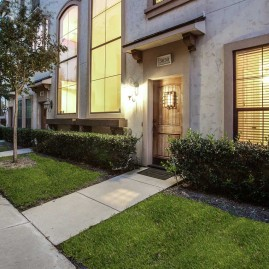 3030 Carmel, Dallas, Townhome