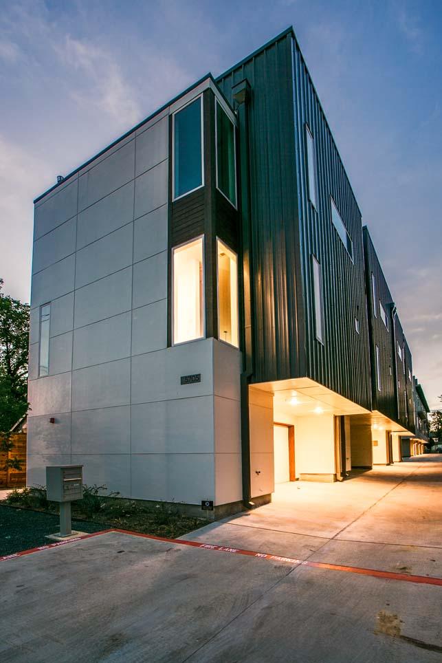 5705 Bryan Parkway 40 Dallas Tx 75206 Modern Living