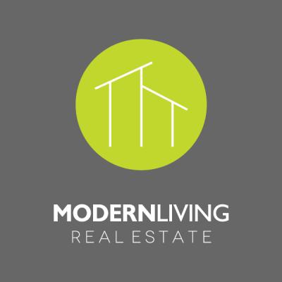Modern Living Real Estate Blog Post Image