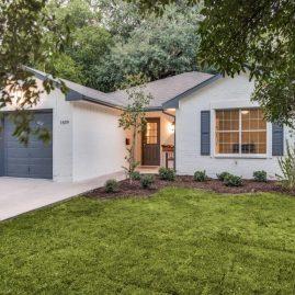 1639 Homewood PL, Dallas, TX 75224
