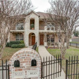 5035 Mission ST, Dallas, TX 75206