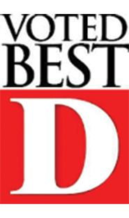 Voted Best one of the Best Realtors in Dallas