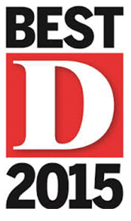 Voted Best one of the Best Realtors in Dallas in 2015