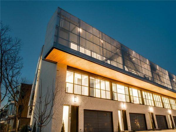 Caxton Modern Townhome - Dallas Listing