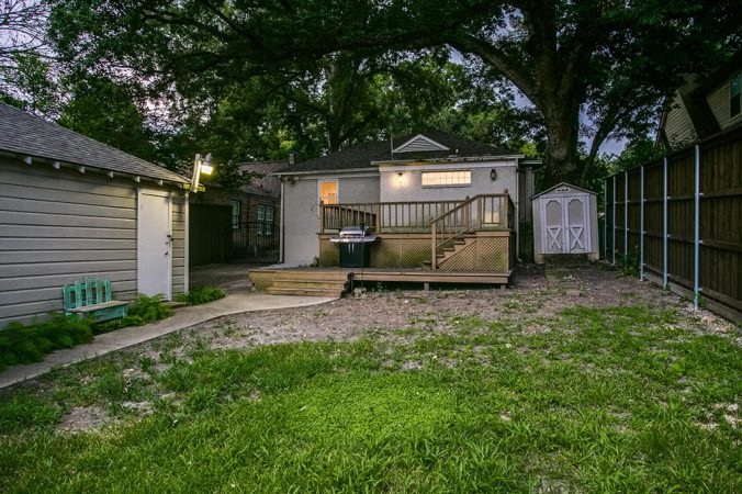 614 Blair Boulevard - Dallas Listing