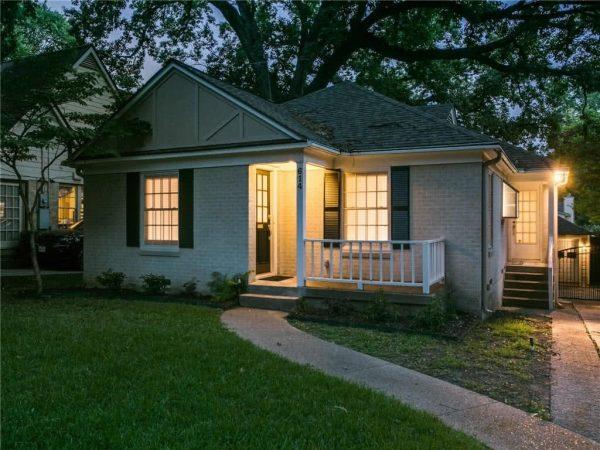 614 Blair Boulevard - Dallas Listing