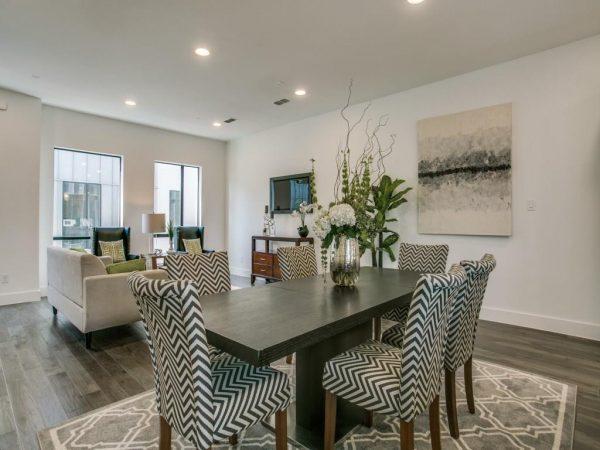 Modern Dallas - Camdale Court Listing