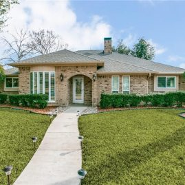 9916 Acklin Drive, Dallas, Texas 75243