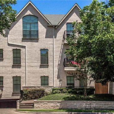 3208 Daniel Avenue Unit #B, University Park, Texas 75205