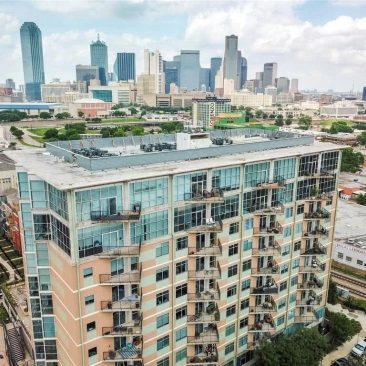 1001 Belleview Street, Unit #603, Dallas, Texas 75215