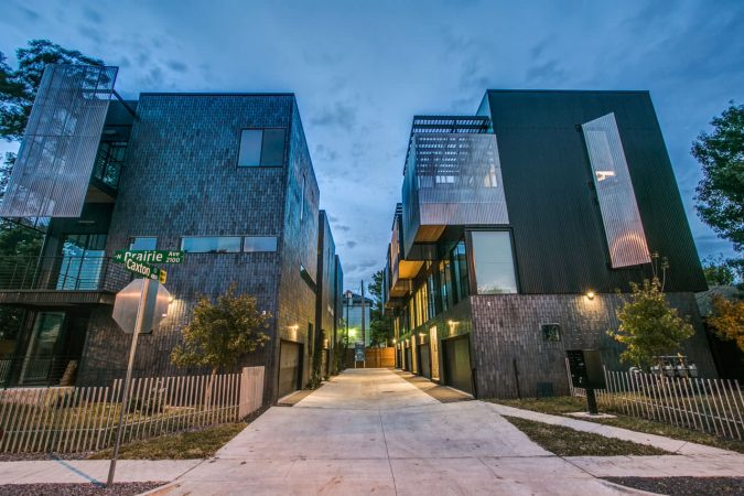 Modern Dallas Residence Listing