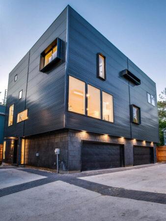 Dinsmore Court Modern Duplexes