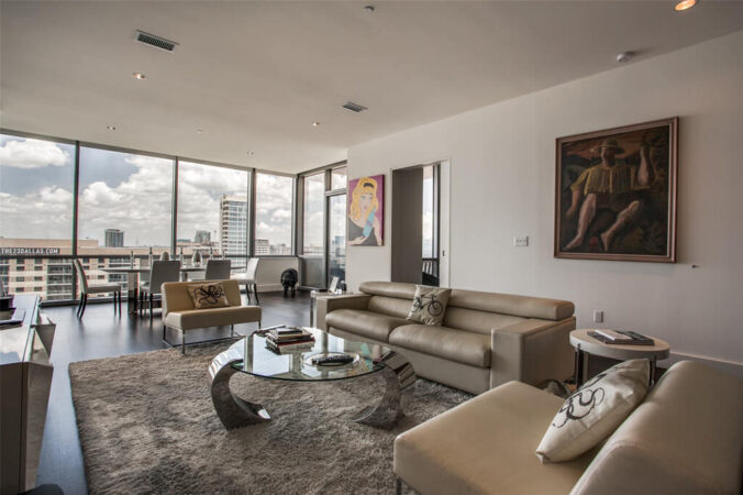 The House Luxury Condo Listing