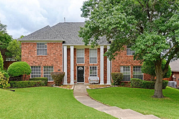 Carrollton: 1203 Cannes Place Property Listing