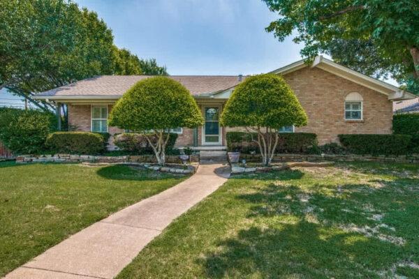Dallas Property Listing: 12344 Coolmeadow Lane